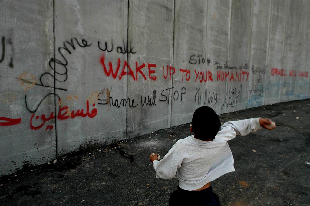 Libro Fotografico Casa Editrice Graffiti Children of the Holy Land Palestina