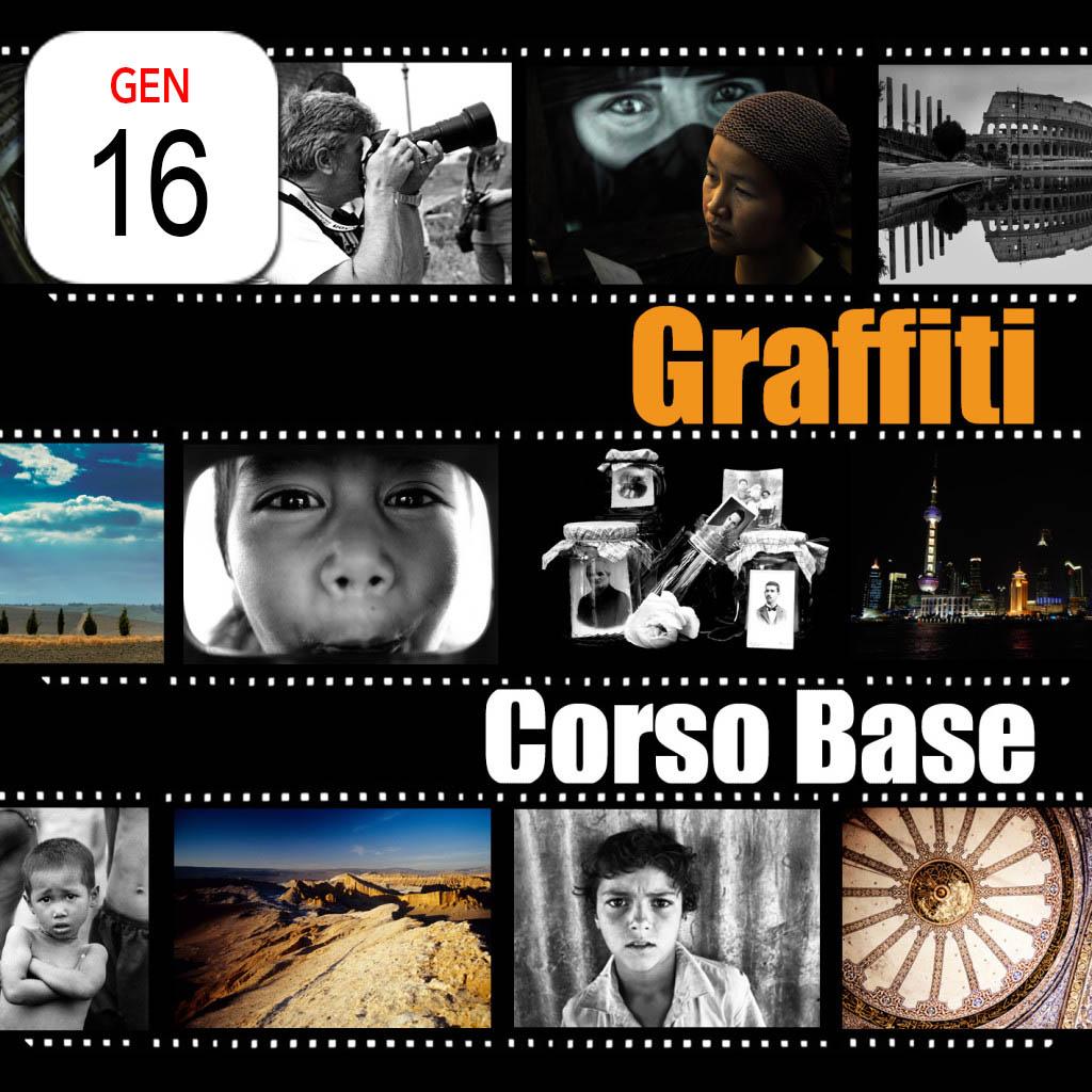 Corso di Fotografia Generale (Base+Avanzato)