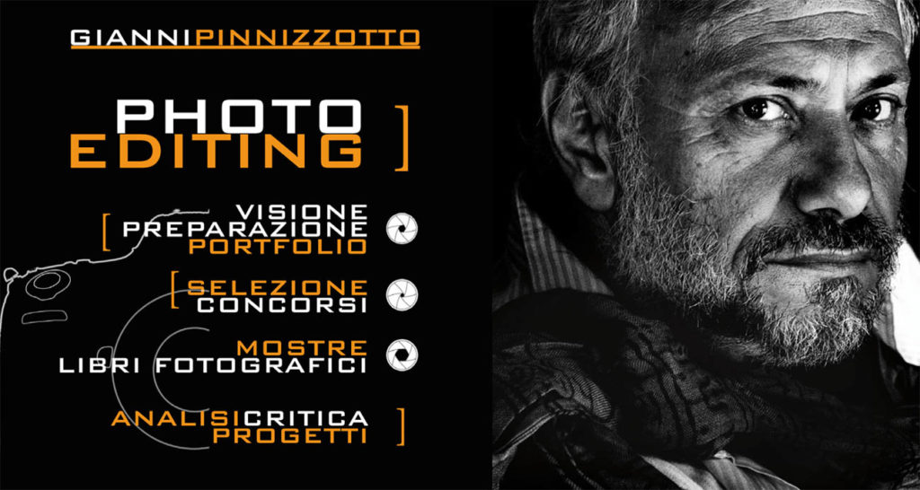 Lettura Portfolio Gianni Pinnizzotto