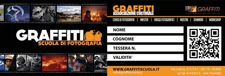 Diventa socio Associazione Graffiti Scuola