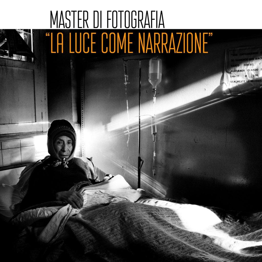 Master Fotografia Luce Graffiti