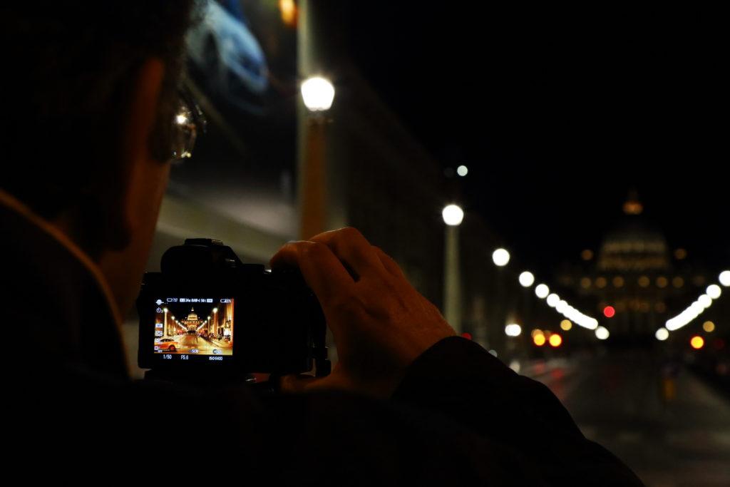 corso fotografia notturna graffiti