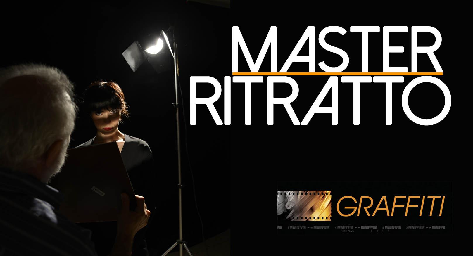 Master Ritratto Graffiti Fotografia