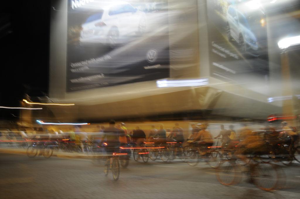 Corso di Fotografia Notturna - Graffiti