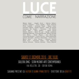 """PRESENTAZIONE LIBRO FOTOGRAFICO GRAFFITI """"LUCE COME NARRAZIONE"""" - Autori Vari"""