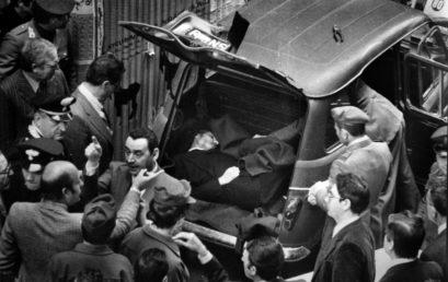 9 maggio 1978: il ritrovamento del corpo di Aldo Moro